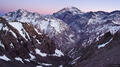 A View of Aconcagua, Argentina