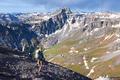 Hiking Whitehouse Mountain, Colorado