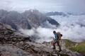 Ferrata Trek through the Rosengarten - Dolomites, Italy