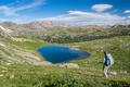 Exploring the Holy Cross Wilderness, Colorado