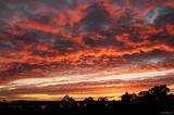 San Diego Sunset print
