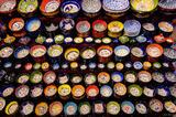 Grand Bazaar Bowls print