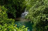 Daphne's Waterfalls print