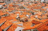Dubrovnik Rooftops print