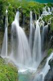 Plitvice Falls print