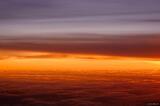 Aerial Sunset print