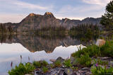 Gilpin Lake Sunrise print