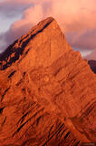 Crestone Needle Sunrise print