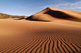 Dunes Ripples print