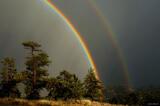 Boulder Rainbow print