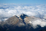 Longs Peak Aerial #2 print