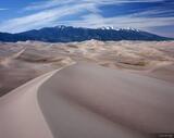 Dunes Morning print