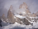 Fitz Roy Clouds print