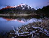 Cerro Madsen Sunrise print