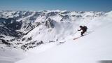Skiing Kismet print