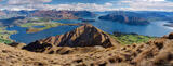 Lake Wanaka Panorama print