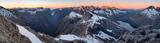 Fiordland Panorama print
