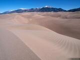 Ocean of Sand print