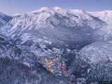 Dawn over Ouray print