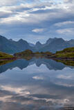 Lofoten Blues print