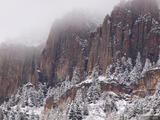 Walls Above Ouray print