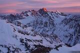 Mt. Moran Alpenglow print