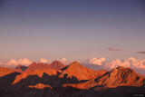 Meadow Mountain Sunset print