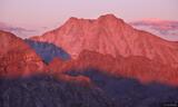 Snowmass Alpenglow print