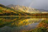 Beaver Lake Rainbow print