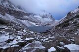 Snowy Capitol Lake print