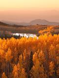 Golden Grand Mesa print