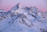 Gabelhorn Sunrise print