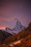 Matterhorn Stars print