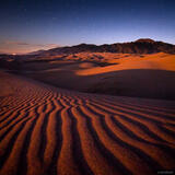 A Night in the Great Sand Dunes