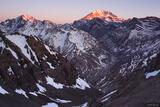 Aconcagua Sunrise print