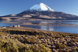 Parinacota Morning print