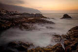 Chile Coast print