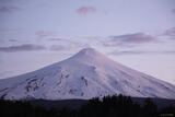 Snowboarding Volcanoes in Chile
