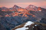 Wetterhorn & Uncompahgre Sunset print