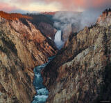 Grand Canyon of the Yellowstone #1 print