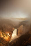 Grand Canyon of the Yellowstone #3 print