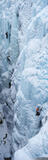 Ouray Ice Park Pano print