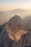 Zugspitze Morning print