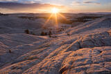 Slickrock Sunrise print