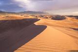 Dunes Evening Light print