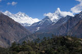 Everest & Ama Dablam print