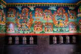 Tengboche Mural print
