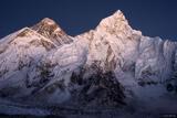 Everest Dusk print