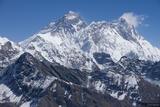 Everest from Renjo La 2 print