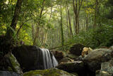 Bheri Kharka Waterfall print
